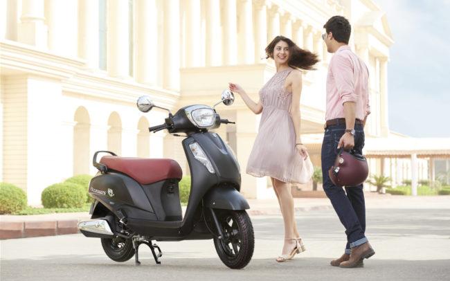 Suzuki Access 125 Special Edition Campaign by Amit Dey